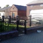 Kute ogrodzenie i furtka | Fabro