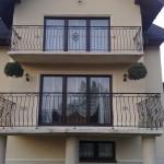 Balustrady balkonowe | Fabro