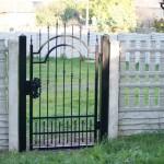 Kuta furtka wejściowa | Fabro