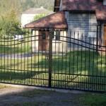 Realizacja bramy wjazdowej | Fabro