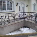 Artystyczna balustrada kuta | Fabro