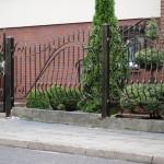Furtka i ogrodzenie kute | Fabro