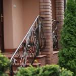 Balustrada zewnętrzna | Fabro