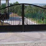 Brama wjazdowa | Fabro