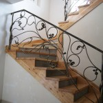 Artystyczna balustrada wewnętrzna | Fabro