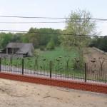 Realizacja ogrodzenia kutego | Fabro
