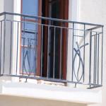 Kuta balustrada zewnętrzna | Fabro