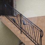 Balustrada przy schodach | Fabro