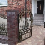 Furtka wejściowa otwarta | Fabro