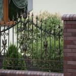 Artystyczne ogrodzenie | Fabro