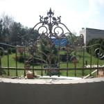 Artystyczne ogrodzenie kute | Fabro
