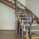 Kuta balustrada przy schodach | Fabro