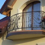 Kuta balustrada balkonowa | Fabro